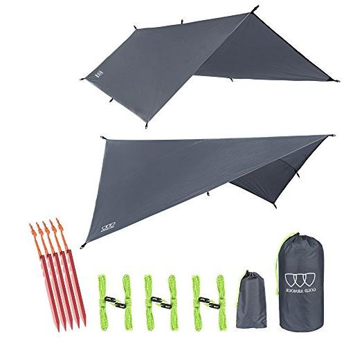 hammock tent fly tarp waterproof