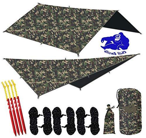hammock waterproof rain fly tent