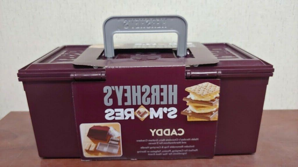 HERSHEY'S Caddy with Tray, Brand Sealed !
