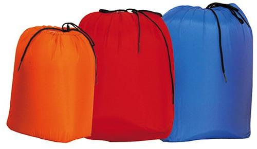 Hiking Camping Travel Gear Ditty Bag 3 Multicolor Pack Combo