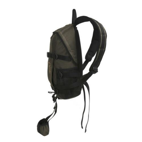 Tourbon Outdoor Day Pack Hiking Camping Gear Bag