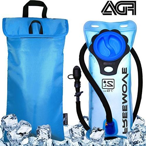 hydration water bladder cooler bag