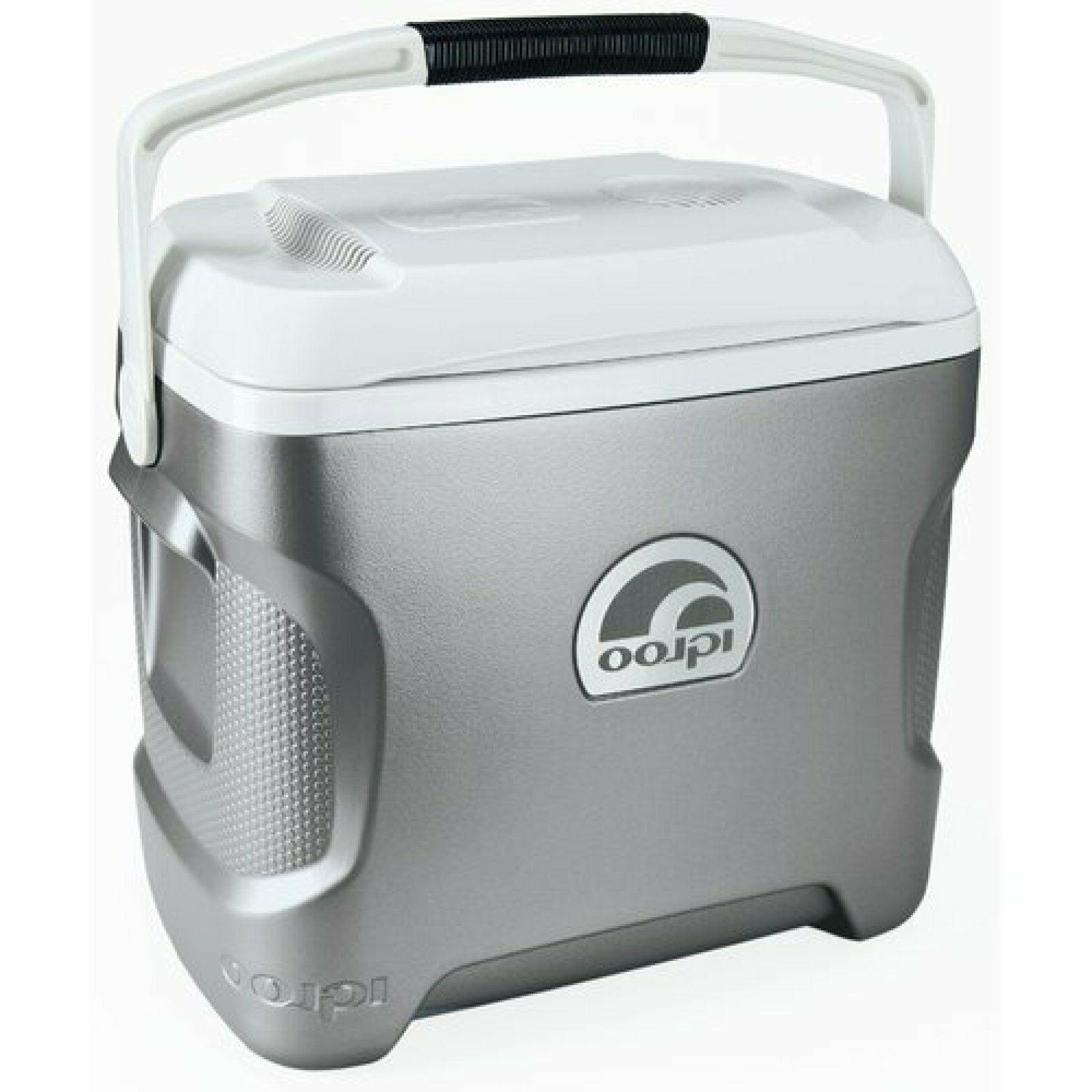 iceless electric cooler outdoor camping family gear