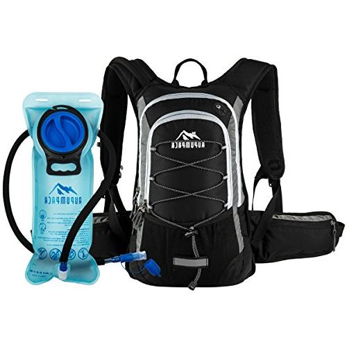 insulated hydration backpack water bladder