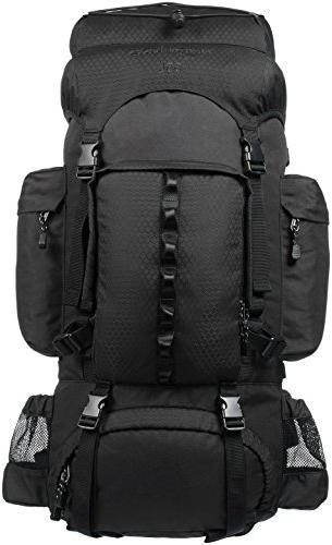 AmazonBasics Internal Backpack with L, Black
