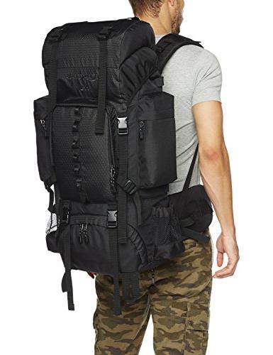 Backpack 65 L, Black
