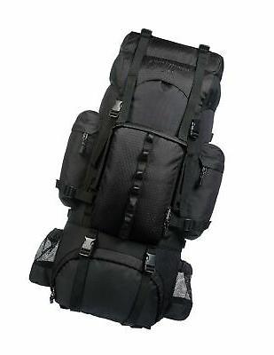 internal frame hiking backpack