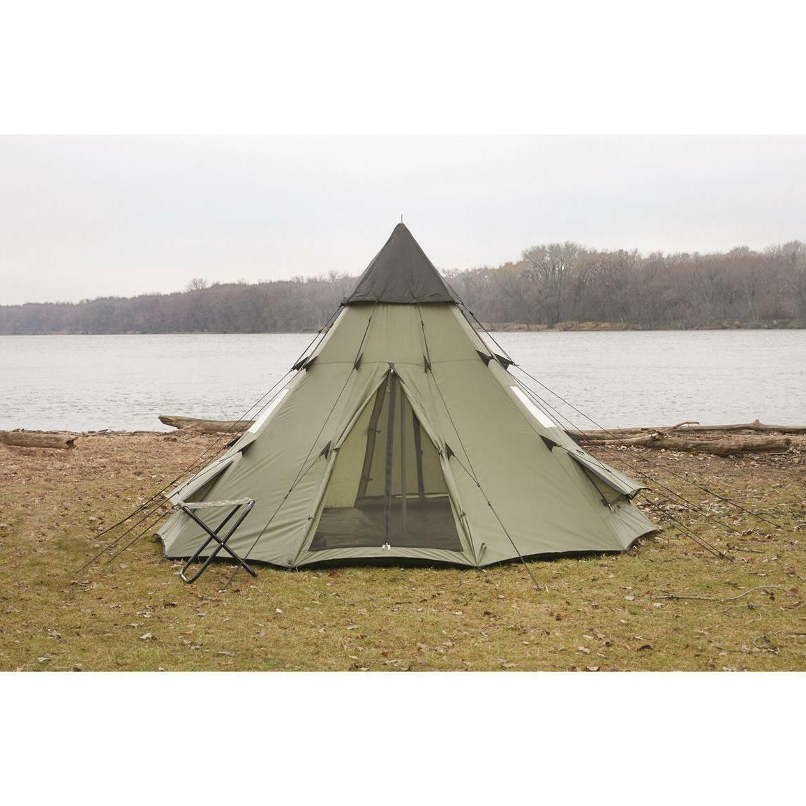 Large Tent Person Teepee Shelter