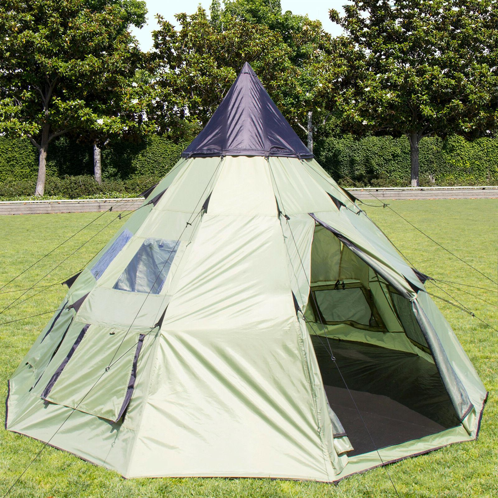 Large Shelter Hiking Equipment Gear