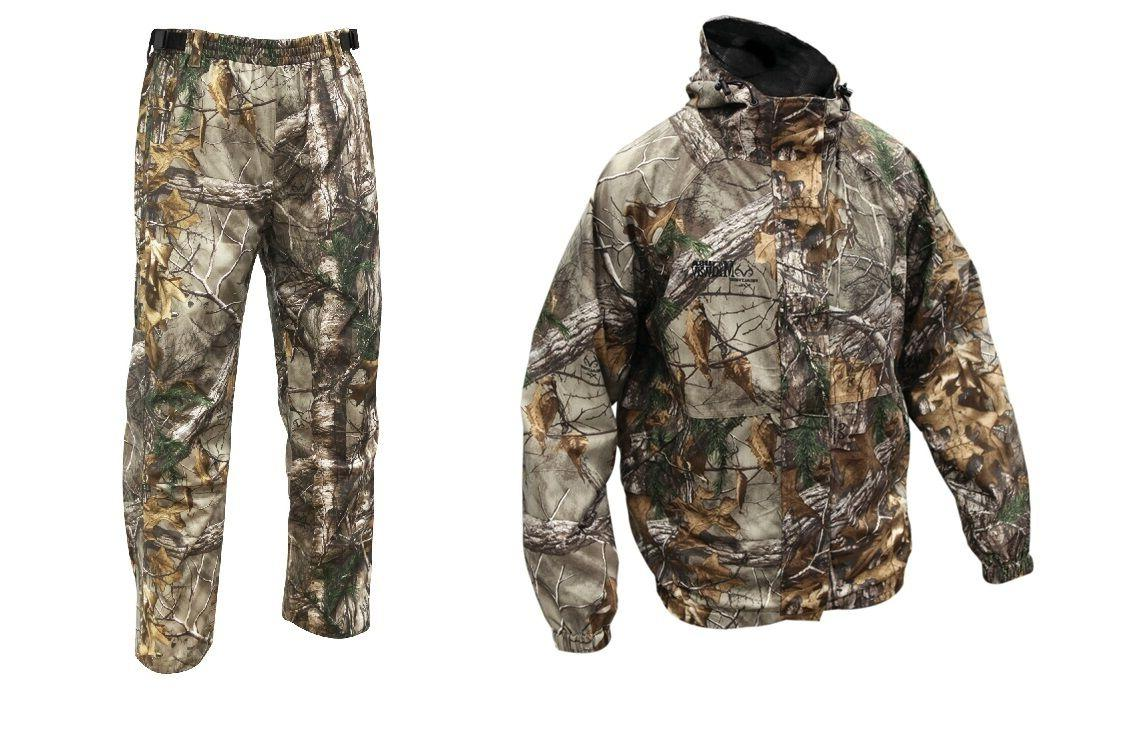 men s rain gear realtree xtra jacket