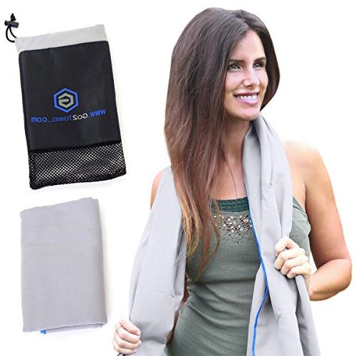 microfiber quick dry towel lightweight