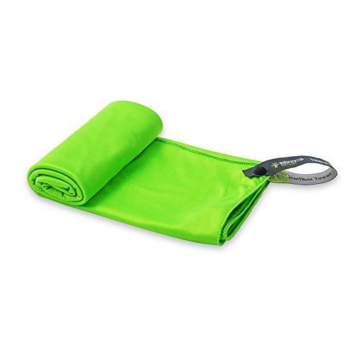 4monster Towel, Camping Towel, Hiking Towel, Fast Super Case,