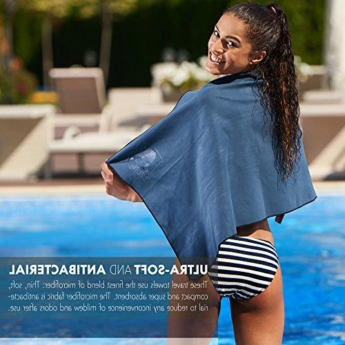 Zergano Microfiber by Sports Absorbent and