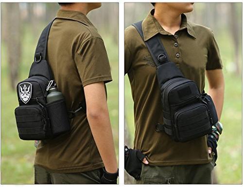 X-Freedom Casual Sling Bag Shoulder Bag Daypack Hunting Bag