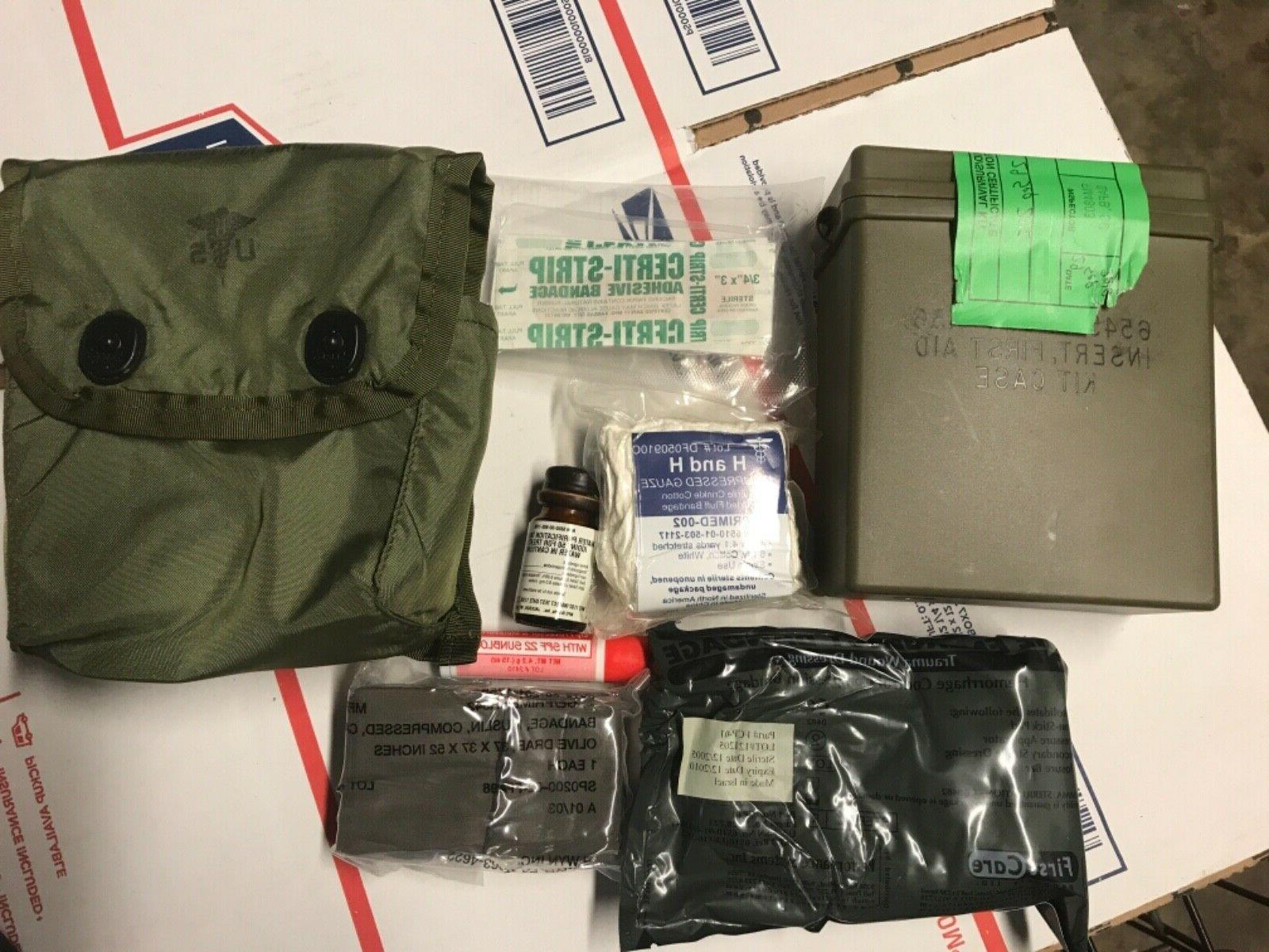 Military Kit Hiking Camping