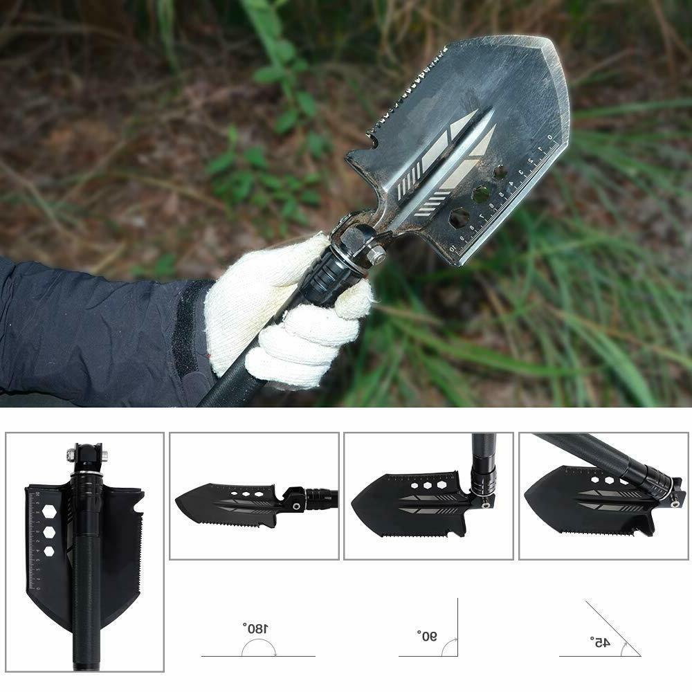 Military Survival Outdoor Camping Tactical Gear Tool