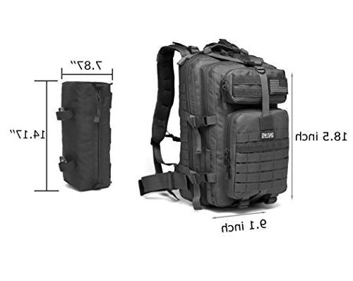 CRAZY Backpack for + 2 Detachable Packs