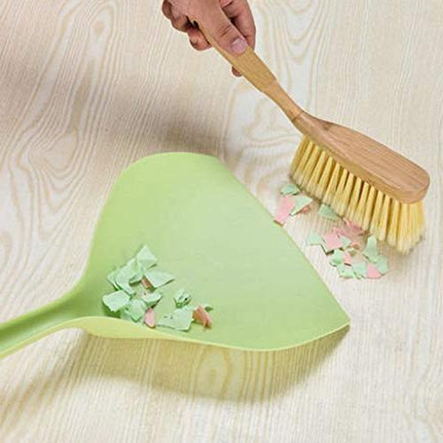 Feccile Mini Sweep Soft Utility Grip Purpose Home Scrub Plates Brush Tools