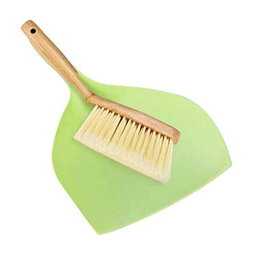 mini desktop sweep cleaning broom