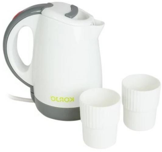 450ml 240V Portable Water Kettle Heater Travel Tea Coffee Ju