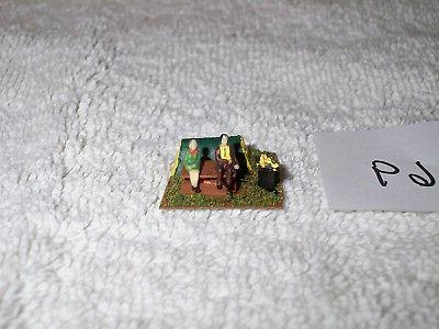 N Model Accessories Diorama & Hedge