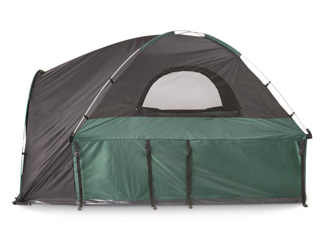 NEW Guide Truck Person Tent Camping Hiking Sleeper Canopy