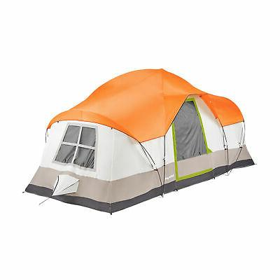olympia 10 person 3 season camping tent