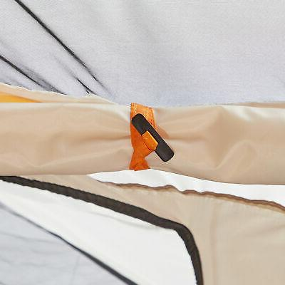 Tahoe Olympia 10 Person Tent, Orange