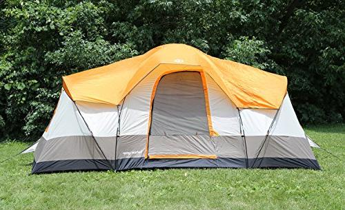 Tahoe Gear Olympia Person Three Season Family Tent