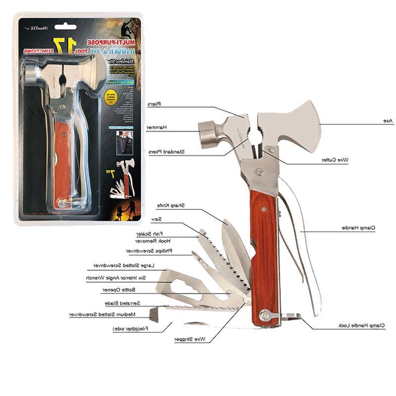 Outdoor Survival Hammer Kit Self Help