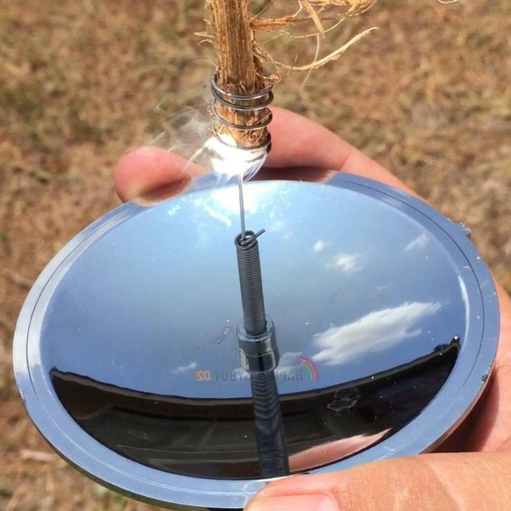 Outdoor Camping Hiking Survival Solar Emergency Tool