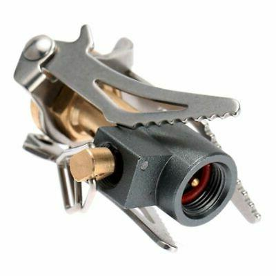 Useful Outdoor Camping Stove Burner Picnic Gas Jet Cooking H