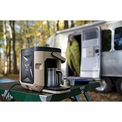 OXX COFFEEBOXX Job Site Single Serve Coffee Desert Kitchen Dining