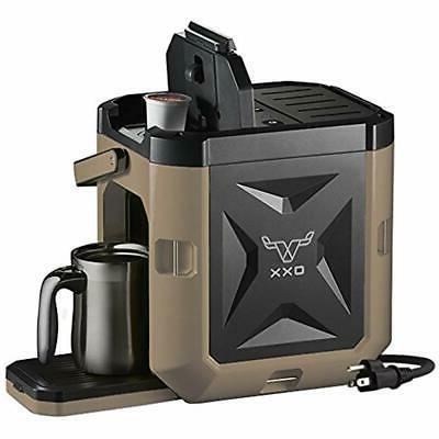 oxx coffeeboxx job site single serve coffee