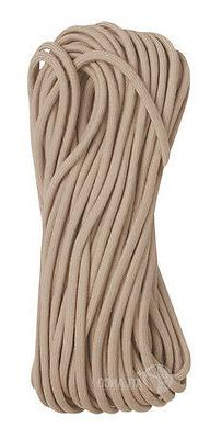 Paracord 50' - Camping  Hunting Survival Cord - Desert Sand