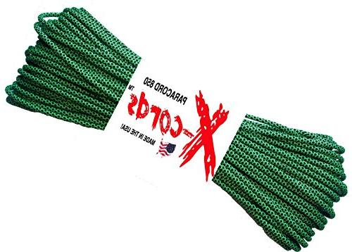 paracord stronger than 550 750