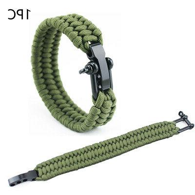 Tactical Gear Rope Camping Multi-functional Paracord Surviva
