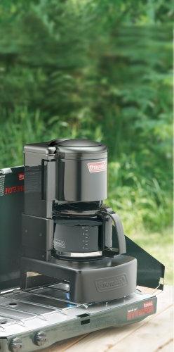 Coleman Coffeemaker - 10 Cup Glass, Steel
