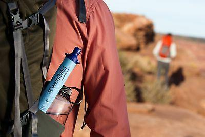 Personal Water for Hiking, Camping, Travel, and Emergency