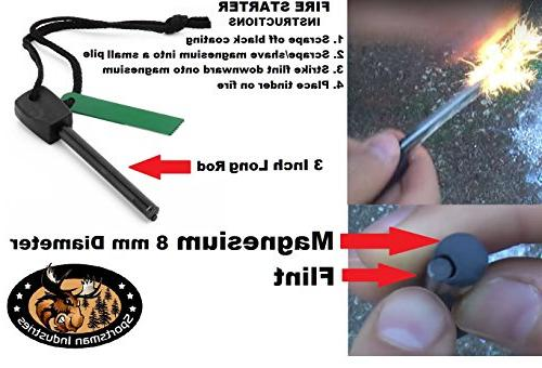 Sportsman Inch Long Chain FREE Compact Tool for Gear, Camping, or Kit. Your Pole Saw