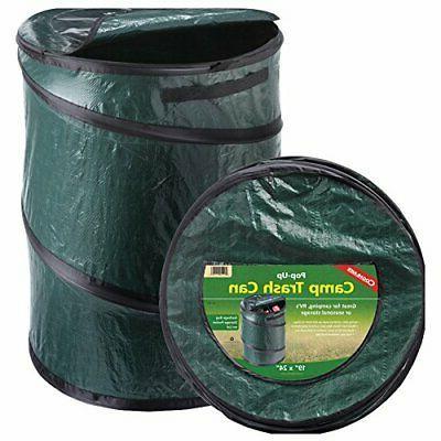 pop camp trash can