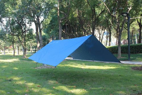 Hot Tent Tarp Shelter Hammock