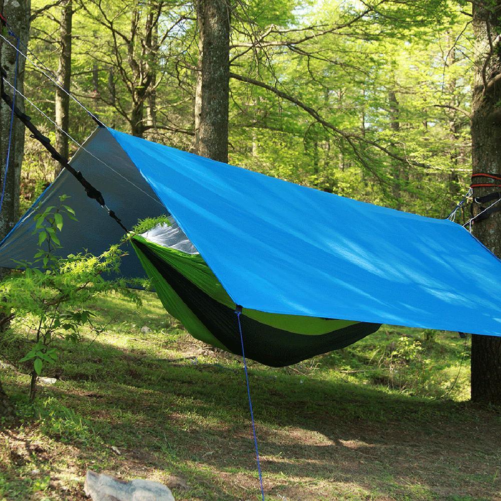 Hot Lightweight Camping Tent Shelter Hammock Gear
