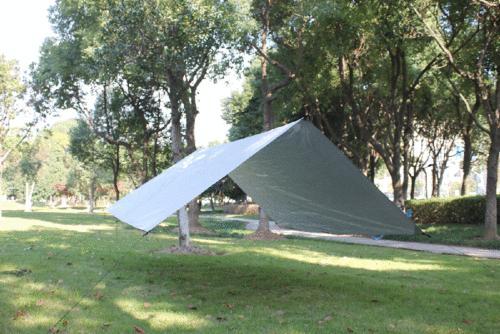 Hot Sale Tent Tarp Shelter Hammock Waterproof