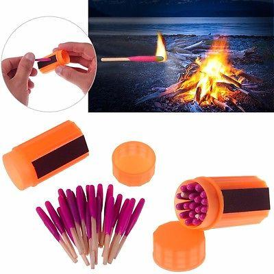 Portable WindProof Emergency Survival Tool Hiking