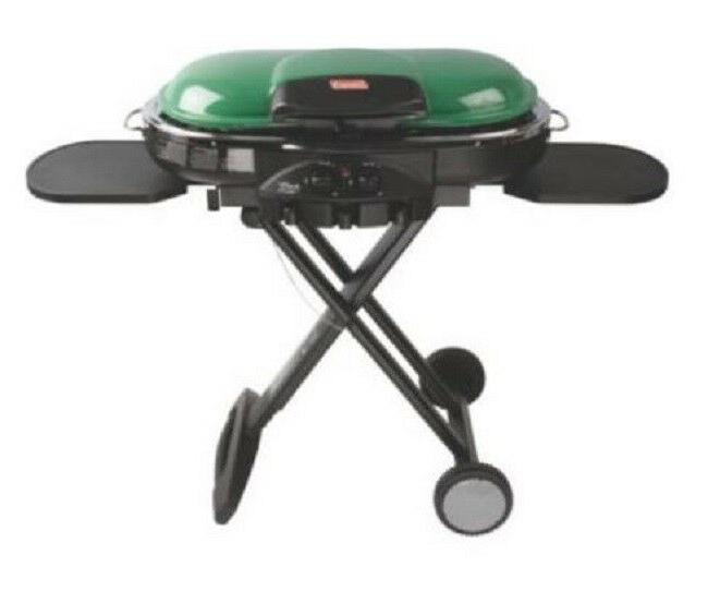 road trip propane portable grill