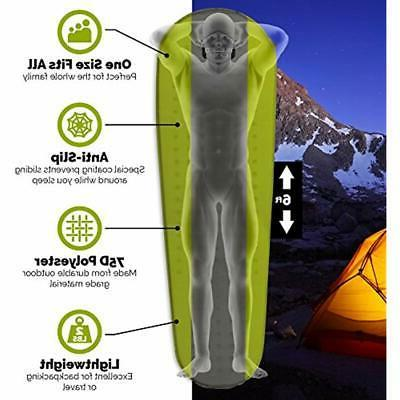 Self Pad - Comfortably The Outdoors Camping Gear