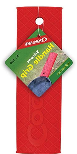 Coghlan's Silicone Handle Grip, Red, One Size