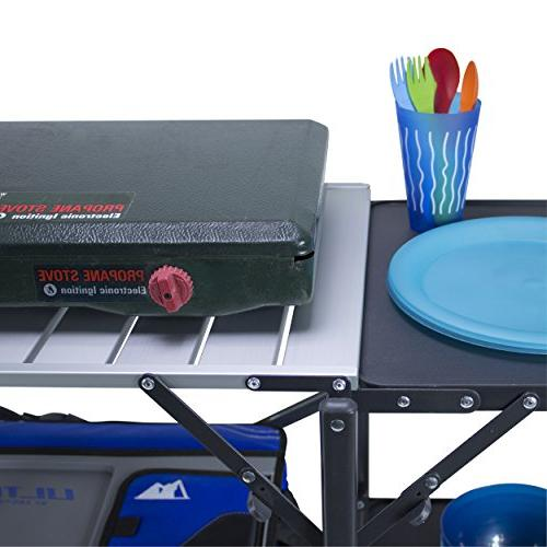 GCI Outdoor Kitchen Folding Station
