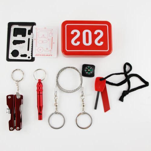 SOS Emergency Gear Tools Camping